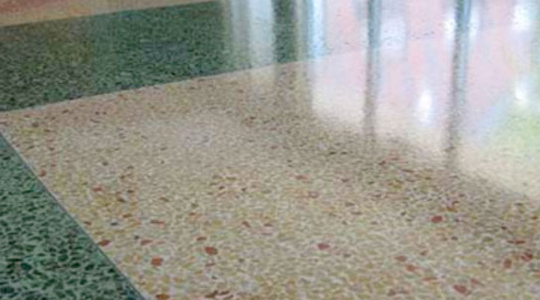 Terrazzo Floor Restoration Products